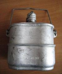 Flask of airborne forces combined
