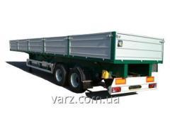 VARZ-NPM 2012 semi-trailer platform