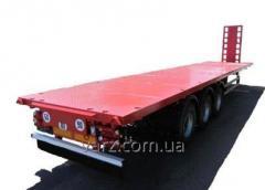 VARZ semi-trailer platform - NPL 2513