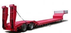VARZ NPV-2013 semi-trailer heavy truck