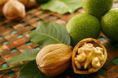 Чищенный грецкий орех
