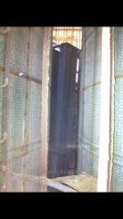 Охолоджувачі зерна ОБВ 25