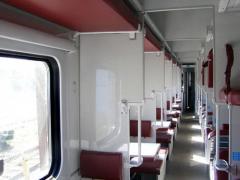 Model 61-425 not compartment car