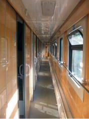 Compartment car models 47D and 47K
