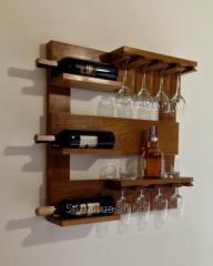 The shelf for Grape Sweetness wine