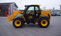 JCB 535-95 second-hand telescopic auto-loader