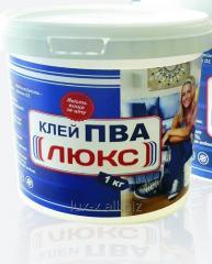 Клей ПВА «Люкс», 1 кг