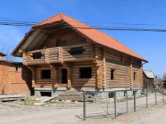 """Дерев'яний будинок за технологією """"Канадської"""