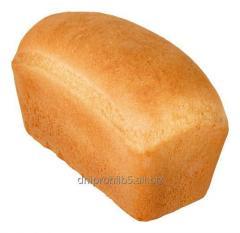 Pshenichny bread shaped
