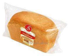 Pshenichny bread shaped packed