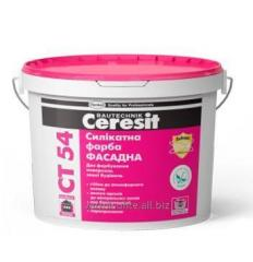 Silicate Ceresit CT 54, 10 paint of l