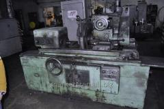 3Б161 The machine is circular grinding