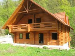 Дерев'яний будинок за технологією