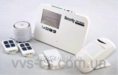 Wireless GSM WL-JT-11G alarm system