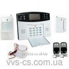 Set of the security GSM 30A alarm system