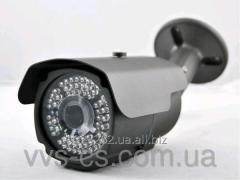 External variofokalny video camera of DigiGuard