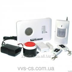 Wireless GSM 10C alarm system