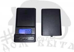Jeweler scales of DTN-200