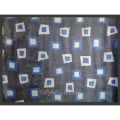 Nylon rug on a rubber basis of IR.H.EC-90X120-Blue