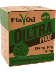 Oiltra Prof Semi-Liquid Frying Oil  Volume: 15L (20L) Type of packaging: bag-in-box