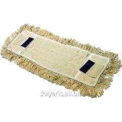 Mop flat with ears and pockets for a mop, 40 cm of