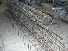 Additives in concrete