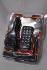 Car MP3 FM modulator
