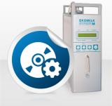 Библиотека для связи 1С и анализатора молока Ekomilk
