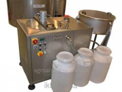 EKOMILK miniDAIRY minicheese dairy on 120 l
