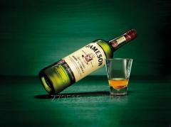Виски Jameson Джеймесон 1L