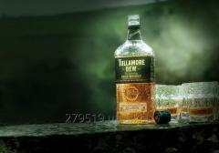 Виски ирландский Tullamore Dew Талламор Дью 1L