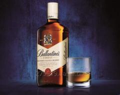 Виски шотландский Ballantines Балантайс 1L