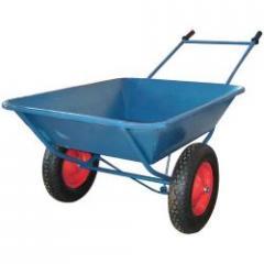 Wheelbarrow construction 2-wheeled 2XL