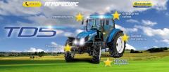 NEW HOLLAND TD 5.110 tractor