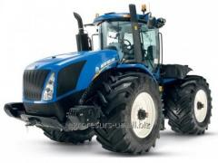 New Holland T tractor 9.615