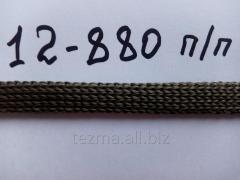 Cord flat polypropylene art. 12-880pp