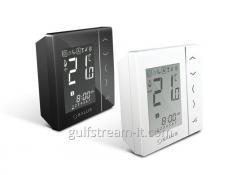Регулятор температуры 4в1 Salus VS20WRF беспроводной, цифровой, питание от батареек 4xAAA