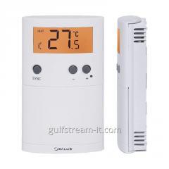 Регулятор температуры Salus ERT30RF беспроводной, электронный, суточный