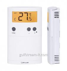 Регулятор температуры Salus ERT 50 RF беспроводной, электронный, недельный