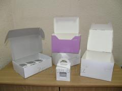 Boxes for cakes