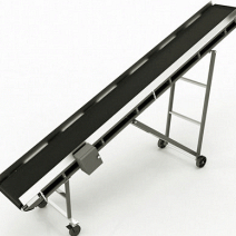 Conveyors for loading and unloading,