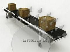 Conveyors are tape mobile