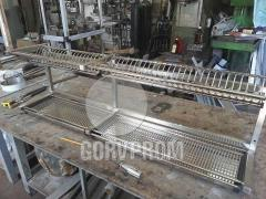 Racks for drying of ware, Dnipropetrovsk