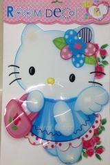 Decor on 3D Kitty's wall 14BS0808-2-3