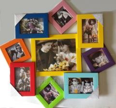 Collage of Miks of Color WL910 14BS0818-3