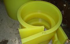 Комплект футеровок для гидроциклонов