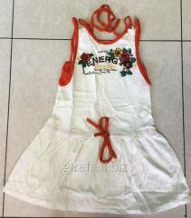 Energy sundress for 6-10 years, in growth. 5
