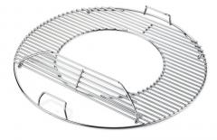 Lattice of gourmet bbq system for a coal grill,