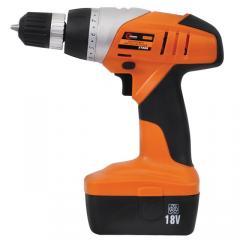 The screw gun accumulator storm 18v,