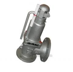 Flange safety valve 17s28nzh